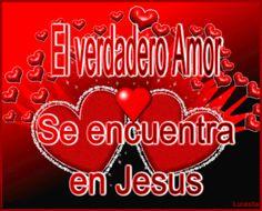 """REFLEXIONES PARA VOS: """"JESÚS = AMOR"""" Lo invito a leer esta reflexión en el blog: www.reflexionesparavos.blogspot.com.ar"""