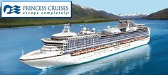 Cruise with Princess on their Red White and Blue Sale! Offer is valid through July 6, 2016! Look here for SAVINGS!