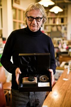 Paul Smith's Limited Edition Leica Camera. #LimiteMagazine
