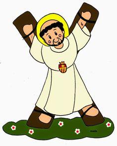 Mis ilustraciones: San Serapio