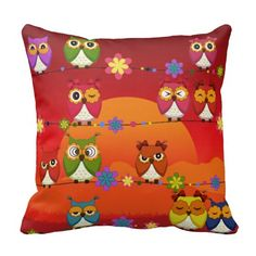 ==>>Big Save on          	Too Many Owls American MoJo Pillow           	Too Many Owls American MoJo Pillow we are given they also recommend where is the best to buyHow to          	Too Many Owls American MoJo Pillow lowest price Fast Shipping and save your money Now!!...Cleck Hot Deals >>> http://www.zazzle.com/too_many_owls_american_mojo_pillow-189391143422169424?rf=238627982471231924&zbar=1&tc=terrest