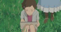 Studio Ghibli : When Marnie Was There - Animation
