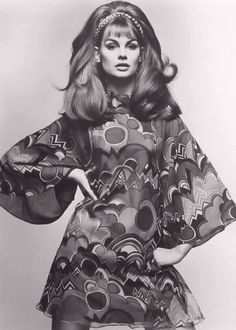 60s glamour.