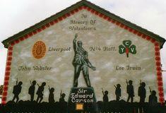 Ulster Volunteer Force Mural ... Monkstown , Newtownabbey ... Northern Ireland ... Loyalist Liverpool Northern Ireland Troubles, Rangers Fc, Belfast, Glasgow, Wall Murals, Liverpool, Scotland, The Past, Culture