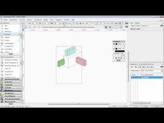 Ansichtsbereiche [Vectorworks 2012 -- Grundlagen] - YouTube