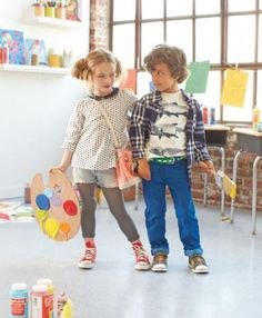 Club Kids: Back-to-School Fashion   Working Mother