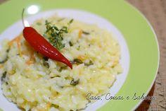 Veggie Risotto / Risoto vegetariano
