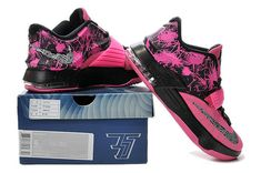 hot sale online d6d01 851b3 Womens and Kids KD 7 VII Think Pink Floral Black