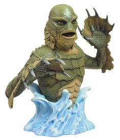New Universal Monsters and Walking Dead Items From DST - Creature from Black Lagoon