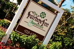 About Fairhope Inn and Restaurant:  Fine dining in an elegant Southern home (now a Bed & Breakfast) dating back more than 100 years.