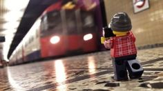 Legographer © Andrew Whyte (from the Mail Online)