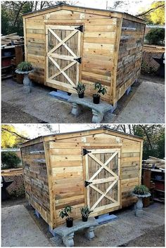 The extra space in or outside the home should never left empty as it can be used for the storage of the items for which here is a good idea with which you can create the garden shed cabin to store the tools or it can be used for enjoying parties with the friends.