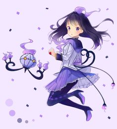 Mahou Shoujo Madoka★Magica and Pokémon Crossover