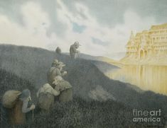 Nicholas Roerich, The Dark Crystal, Troll, Art Sketches, Google Images, Art Reference, The Darkest, Castle, Fantasy