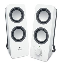 Logitech Multimedia Speakers with Stereo Sound for Multiple Devices, White – Gsheft Logitech Speakers, Multimedia Speakers, Great Speakers, Wireless Speakers, Radios, Memory Storage, Pc Cases, Audio Headphones, Speakers