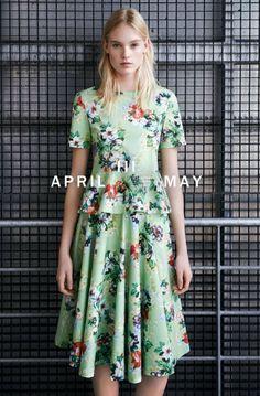 Zara spring 2014 collection