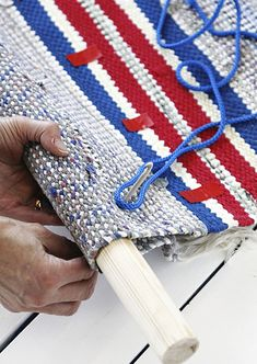 kuva Friendship Bracelets, Diy, Bags, Gardening, Handbags, Bricolage, Lawn And Garden, Do It Yourself, Homemade