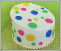 fondont cake