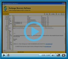EDB Recovery Tool & Exchange EDB PST software easy to recover edb file & recover exchange mailbox. Exchange EDB Recovery Software has professionalism in recovery of edb pst & exporting edb to pst file.