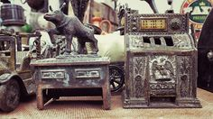 Mercado de Pulgas, Plaza Rocha #MardelPlata #MDQ #iLoveMDQ #antigüedades #reliquias #antiques