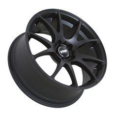 VMR V713 19x8.5 ET45 5x112 57.1 Matte Black Wheel