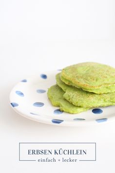 Baby-Led Weaning: Pea pancakes for kids - a lovely j .- Baby-Led Weaning: Erbsen Pfannkuchen für Kinder — a lovely journey Baby Led Weaning // Pea Cake