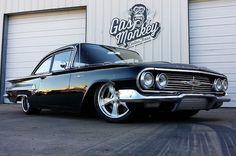 1960 Belair by Gas Monkey Garage...I LOVE this car!