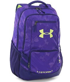 59e4f3952549 Under Armour® Hustle Backpack Nike Under Armour