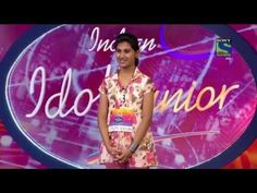 Indian Idol Junior 2015   Zara Zara Tamil version by Nithyashree. (she reminds me of Mrinmayee di)