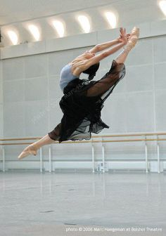 The Dancer's Blog.