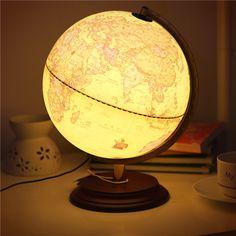 Globe Night Light