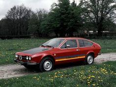 1979 Alfa Romeo Alfetta GTV Turbodelta