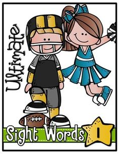 Have you been looking for a comprehensive approach to sight word instruction? ULTIMATE SIGHT WORDS is a comprehensive, multi-sensory, hands-on, phonemic approach to sight word instruction, comprehension, and fluency.