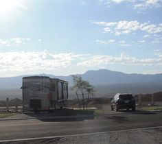 Solstice luxury RV resort in NV, a day trip from Las Vegas