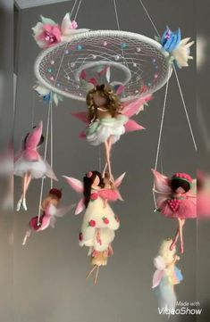 Fairy Crafts, Garden Crafts, Doll Crafts, Diy Doll, Wool Dolls, Felt Dolls, Felt Fairy, Clothespin Dolls, Felting Tutorials