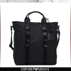 8e4d5059a81c EMPORIO ARMANI Emporio armani bag tote bag shoulder bag 2way men new work Emporio  Armani