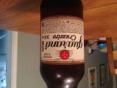 Guaraná com pinta de cerveja