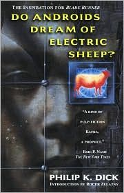 Do Androids Dream of Electric Sheep? by Philip K. Dick was the inspiration for Blade Runner. I enjoyed it and thought the characters were easier to relate to than those in the movie.