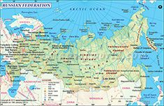 Find the updated Russia map, a country situated in northern Eurasia. The map of Russia shows that it has the largest land mass in the world. Largest Countries, Countries Of The World, Versailles, Russia Day, World Largest Country, Ural Mountains, Asia Map, Map Pictures, Russia Ukraine