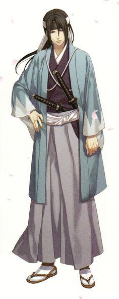 Hijikata Toshizo, Hakuouki Shinsengumi Kitan