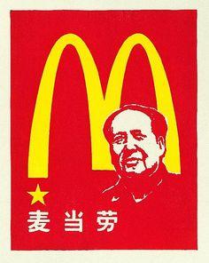 Mao Print