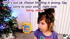 eli sorry
