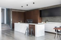 Before and After: Graffiti Kitchen Turned into an Award Winning Space