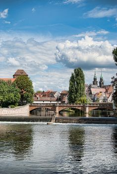 My favorite city in the world. Nurnberg, Germany