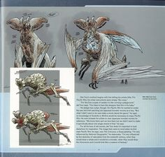Kaiju Concept Art for Pacific Rim tumblr_mrahx0PaII1qmdvnjo6_1280.jpg (1280×1225)
