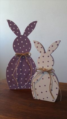 Sie sind an der richtigen Stelle für basteln frühling ostern holz H Easter Projects, Easter Crafts, Craft Projects, Easter Art, Spring Crafts, Holiday Crafts, Happy Easter, Easter Bunny, Decor Crafts
