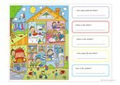 How do you feel? worksheet - Free ESL printable worksheets made by teachers