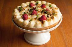 Appunti di cucina di Rimmel: Crostata di fragole con chibouste alla vaniglia