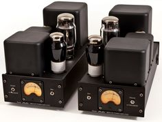 ICON AUDIO MB30 single ended KT120 mono blocks high end Audio audiophile (fb)