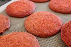 Milk 'N Cookiezzz: Li hing mui powder....cookies?!